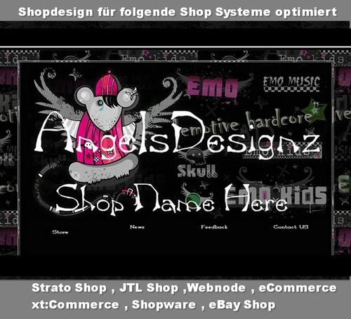 Shop Design Fantasy
