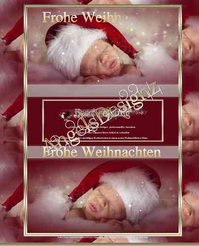 Flash Exclusiv Template himmlische Weihnachten
