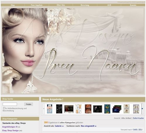 Shop Design Layout Romance