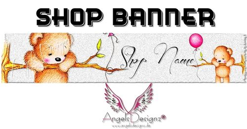 Shopbanner little Bear