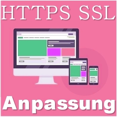 HTTPS SSL customization design templates