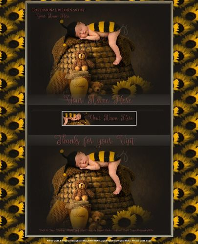 Webset Reborn Baby Design Package