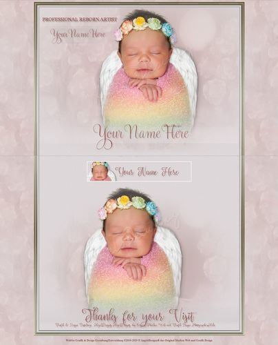 Webset Reborn Baby Design Paket